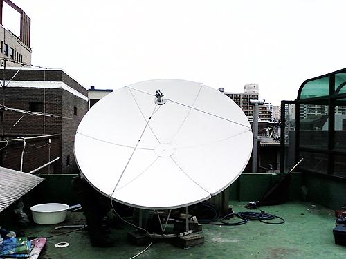 대법원 확정 판결 모텔 위성성인방송 불법이다.