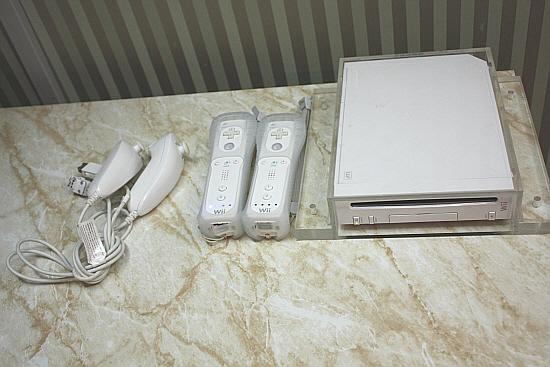 모텔 닌텐도 Wii 설치, 제동 걸렸다!
